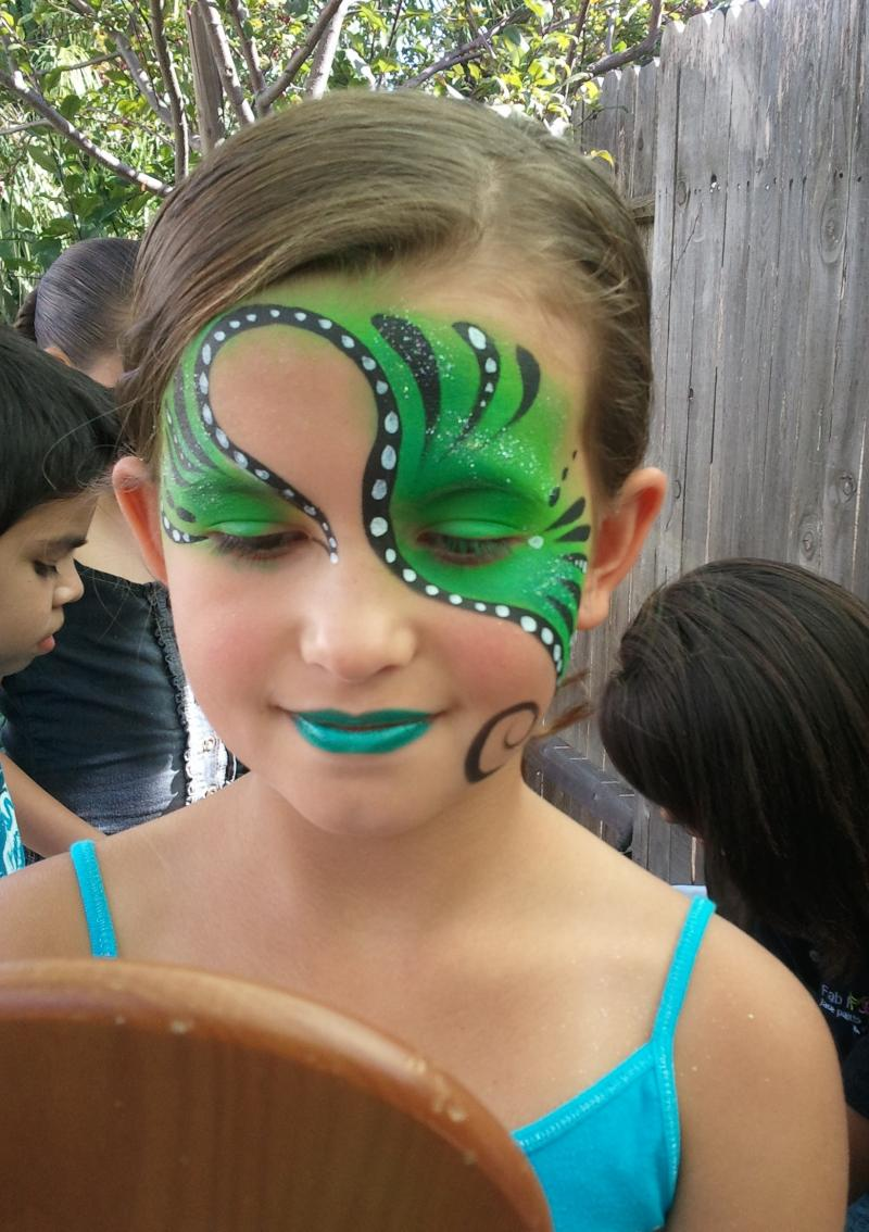fab faces face painting photo galleries